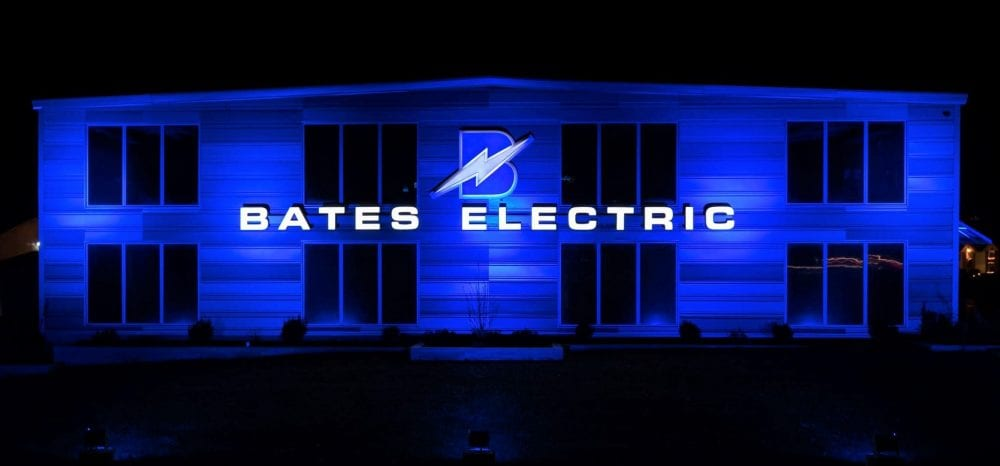bates electric electrical contractors