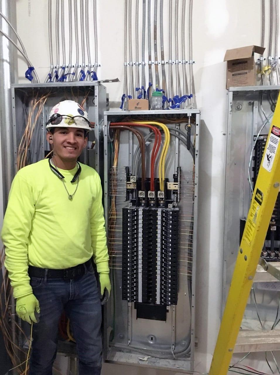 bates electrician
