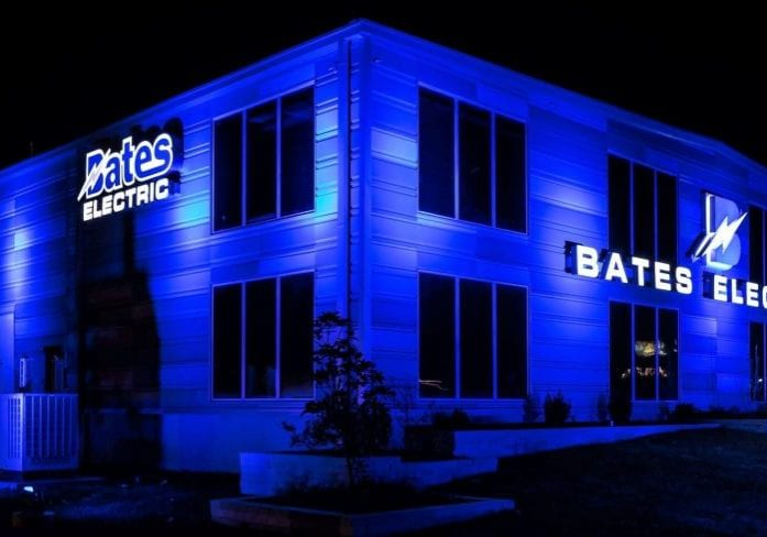 bates electric electrical contractors
