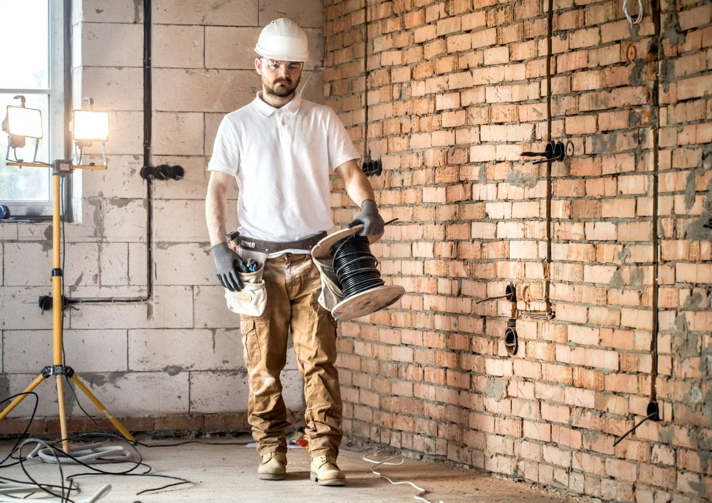 commerical electrical contractor