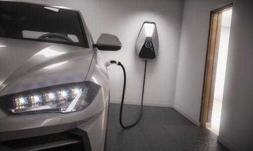 ev charging station home