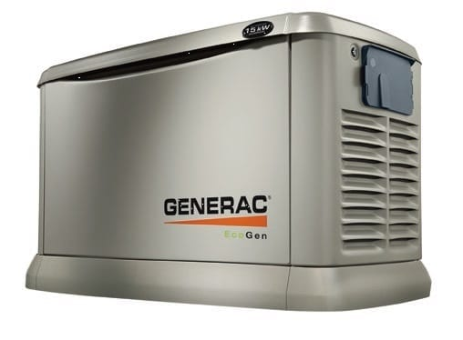 generac whole home generator